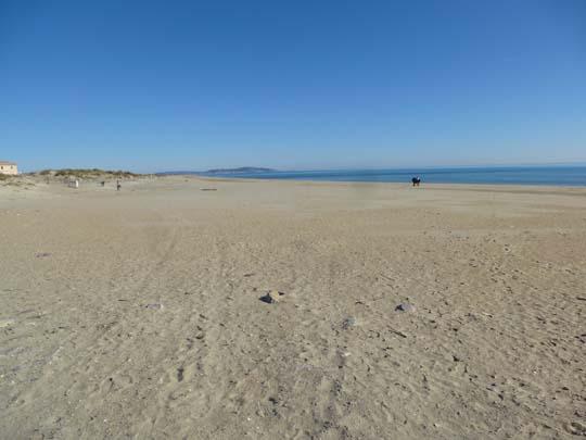 Marseillan - La plage